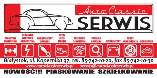 AUTO CLASSIC Serwis